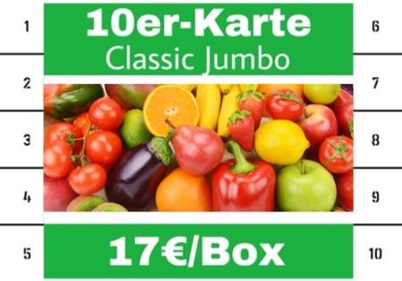 10er KARTE - FLB CLASSIC JUMBO